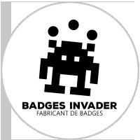 Badges métal personnalisés